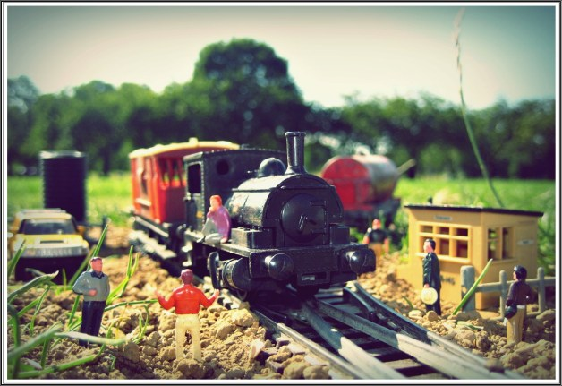 In fond remembrance of the Dinting Railway Centre, which closed in 1991.